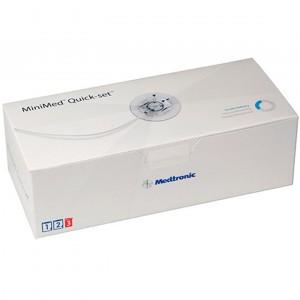 Інфузійний набір Quick Set MMT 399, 6/23 (6 мм, 60 см)