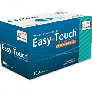 Інсулінові голки Easy Touch 4мм
