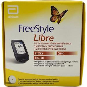 Рідер FreeStyle Libre ммоль