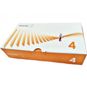 Сенсори Dexcom G4 / G5 (коробка) 4 шт